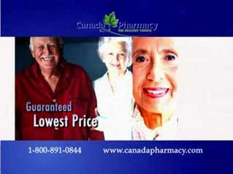 Canada Pharmacy Video