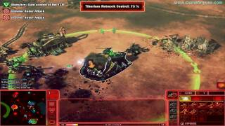 Command & Conquer 4: Tiberian Twilight Hard - Nod: The End of All Things 1/3