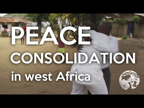 Peace Consolidation In West Africa - CCMUNII SC topic of discussion