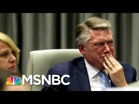 Mark Harris Calls For New Election In North Carolina House Race | Katy Tur | MSNBC