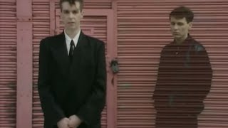 Watch Pet Shop Boys West End Girls video