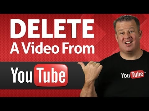 How to Delete a Video From Youtube
