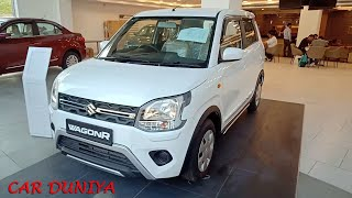 2019 Maruti WagonR VXI with Accessories fitted-Full Review