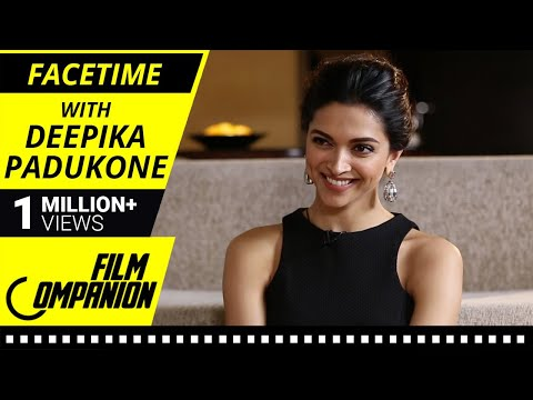 FaceTime: Deepika Padukone On Controversies & More - Film Companion | Anupama Chopra