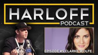 The Harloff Podcast #5 - Clarke Wolfe
