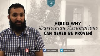 Here is Why Darwinian Assumptions can NEVER be Proven! – Human Chimp Ancestry