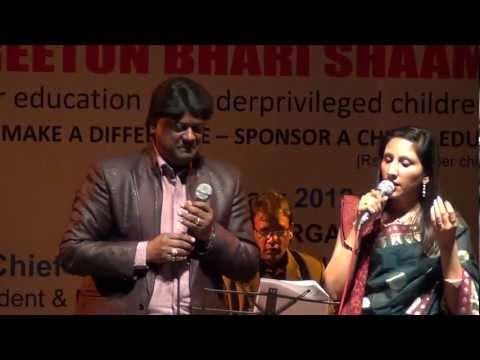 Bekhudi main sanam sung by singer Simrat Chhabra.MTS