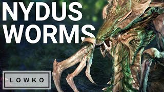 StarCraft 2: Nydus Worms Everywhere!