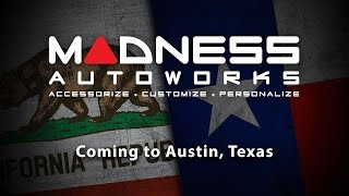 MADNESS Autoworks: Austin, Texas | November 2016