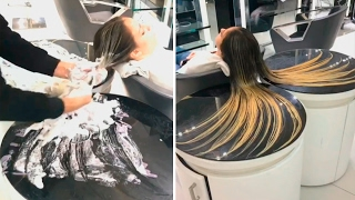 NEW Hair color transformation MUST SEE 2017