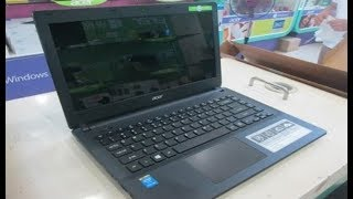 Acer Aspire ES 14 ES1-432 Unboxing Video
