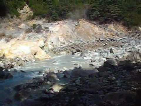 ◆秘湯!山ん城温泉への道!◆