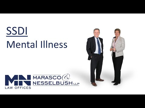 Social Security Disability Based On Mental Illness