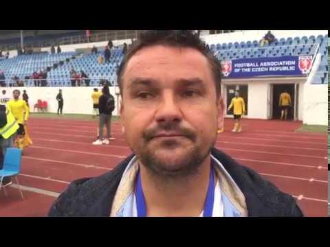 Trenér Karel Havlíček hodnotí remízové utkání s Olympií