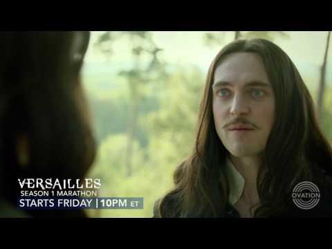 Versailles | Season 1 Marathon | Friday, 11/25 | 10PM ET/7PM PT