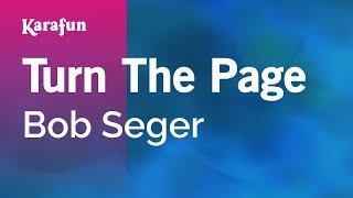 Download Lagu Karaoke Turn The Page - Bob Seger * Gratis STAFABAND