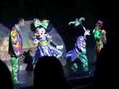 Mickey's Adventureland Mardi Guras (1/4)
