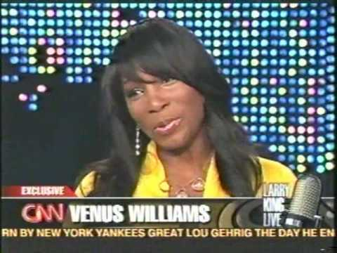 Venus Williams first Primetime interview since defeating Serena at Wimbledon 2008 (Part 1 of 2)