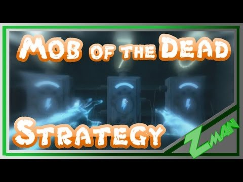 Mob of the Dead Co-Op Strategy Guide | Solo, 2, 3, 4 Player Guide