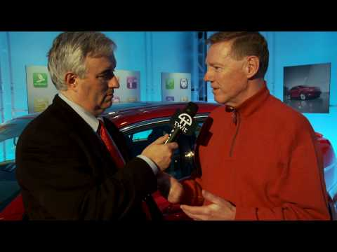 TWiT Live@CES 3: Ford CEO Alan Mulally