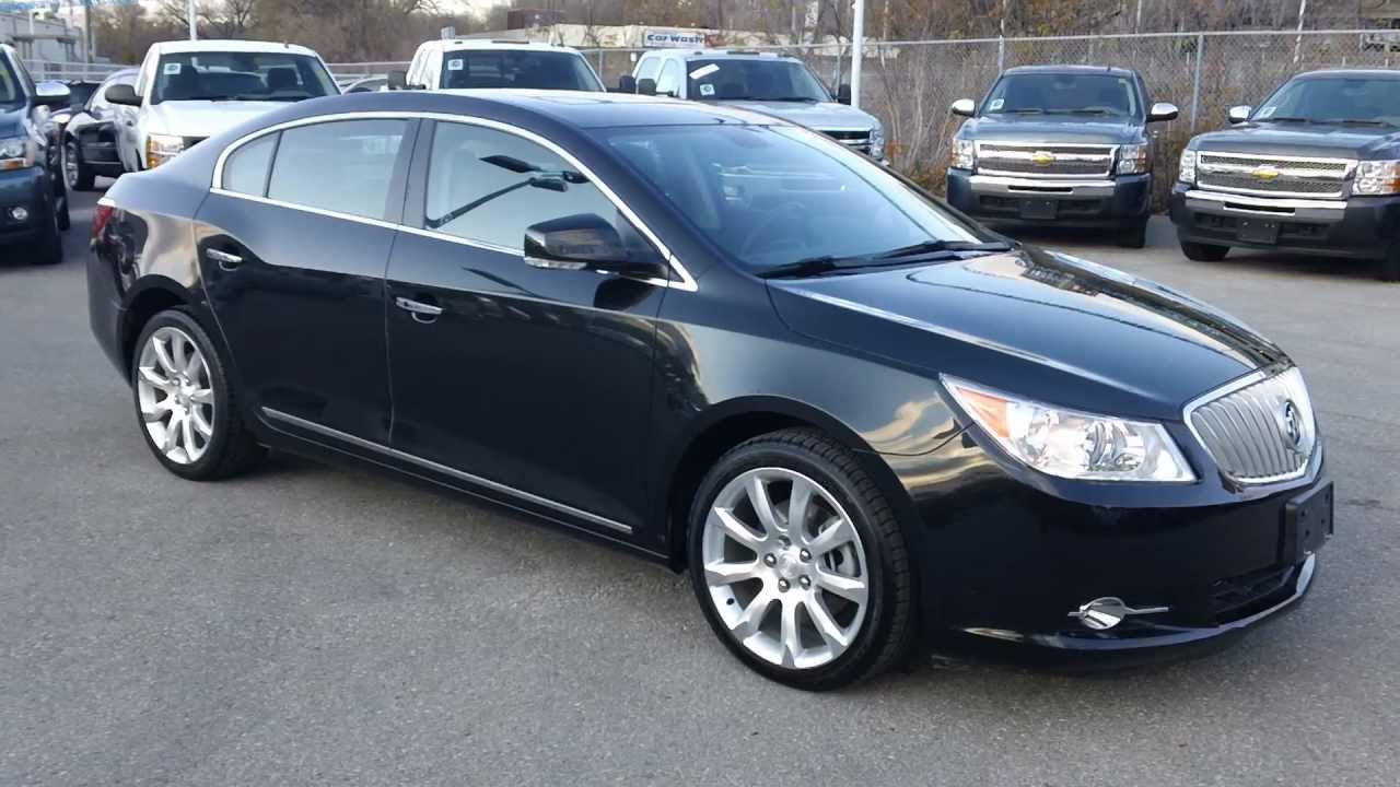 2010 buick lacrosse cxs with 29 000 for sale at ontario motor sales youtube. Black Bedroom Furniture Sets. Home Design Ideas