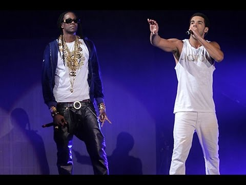 OVO Fest 2012 - 2 Chainz ft. Drake No Lie LIVE
