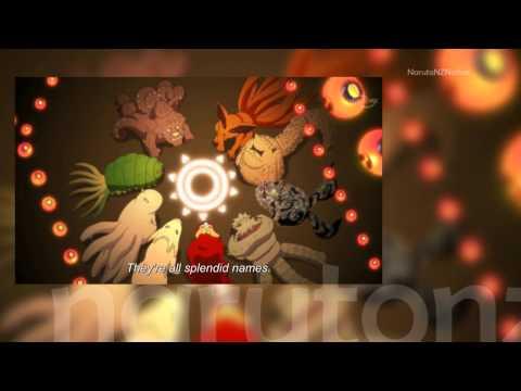 Naruto Shippuden - 'tailed Beast Counting Song!' - [naruto -ナルト- 疾風伝] video