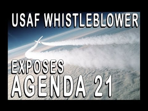Geoengineering Whistleblower on Chemtrails and Agenda 21