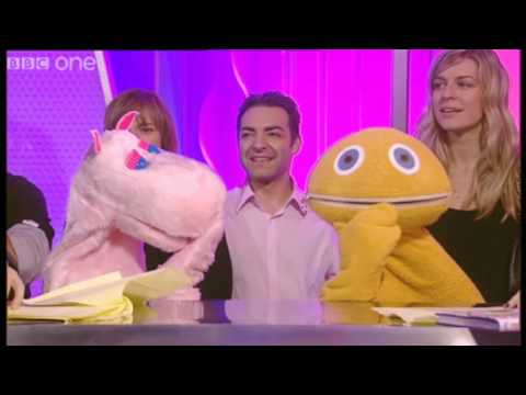 More about this programme: www.bbc.co.uk Zippy and George appear on The One Show, talking about their latest book and the mysterious disappearance of Bungle