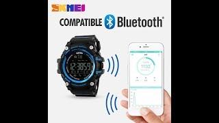Reloj skmei 1227 Bluetooth Acuático
