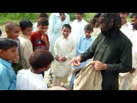 Resetting the Indus Punjab:Cholla filling_Overview after the Eid prayer.(20th Aug 2012) ::
