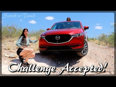 Is It Desert Off-Road Capable!? // 2019 Mazda CX-5 AWD Review