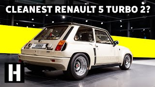 Did we Find the Cleanest Renault 5 Turbo 2?