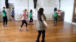 Samba Workshop with Patricia Reis @ Club Azucar Zumba Fitness