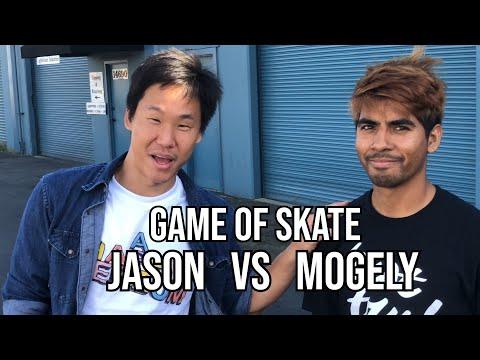 JASON VS MOGELY - GAME OF SKATE