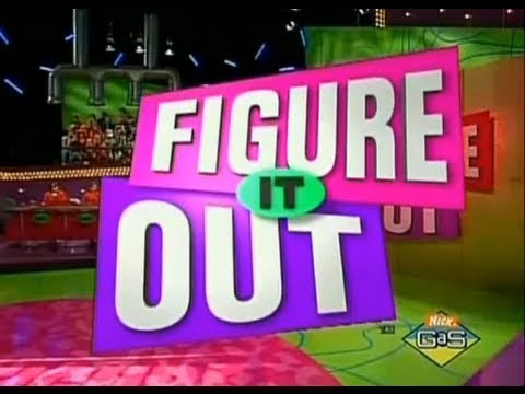 Figure it Out! Full Ep. Lisel