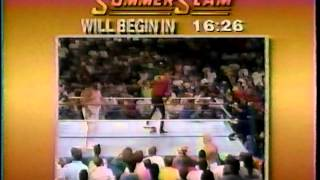 Summerslam 1990 Pre-Show