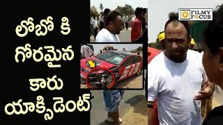 Anchor Lobo Met with Car Accident in Jangam