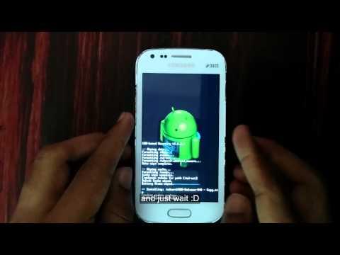 Custom Rom KyleOpen v3.4.0 for Samsung Galaxy S Duos [GT-S7562]