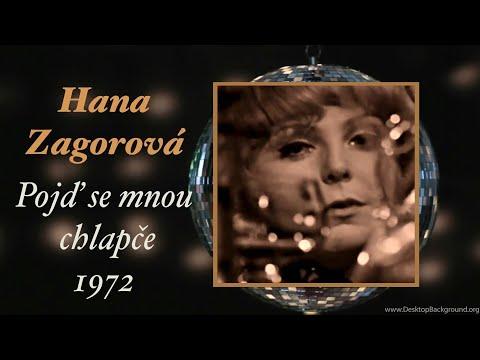 Hana Zagorová - Pojď se mnou chlapče (Miláček, 1972)