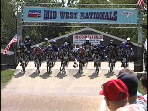 Racing Across America - ABA BMX