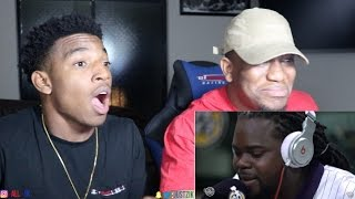 Arsonal Freestyles on Flex | #Freestyle054- REACTION @ARSONALDAREBEL