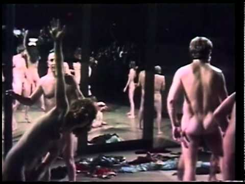1971 Oh Calcutta Video Closing Act video