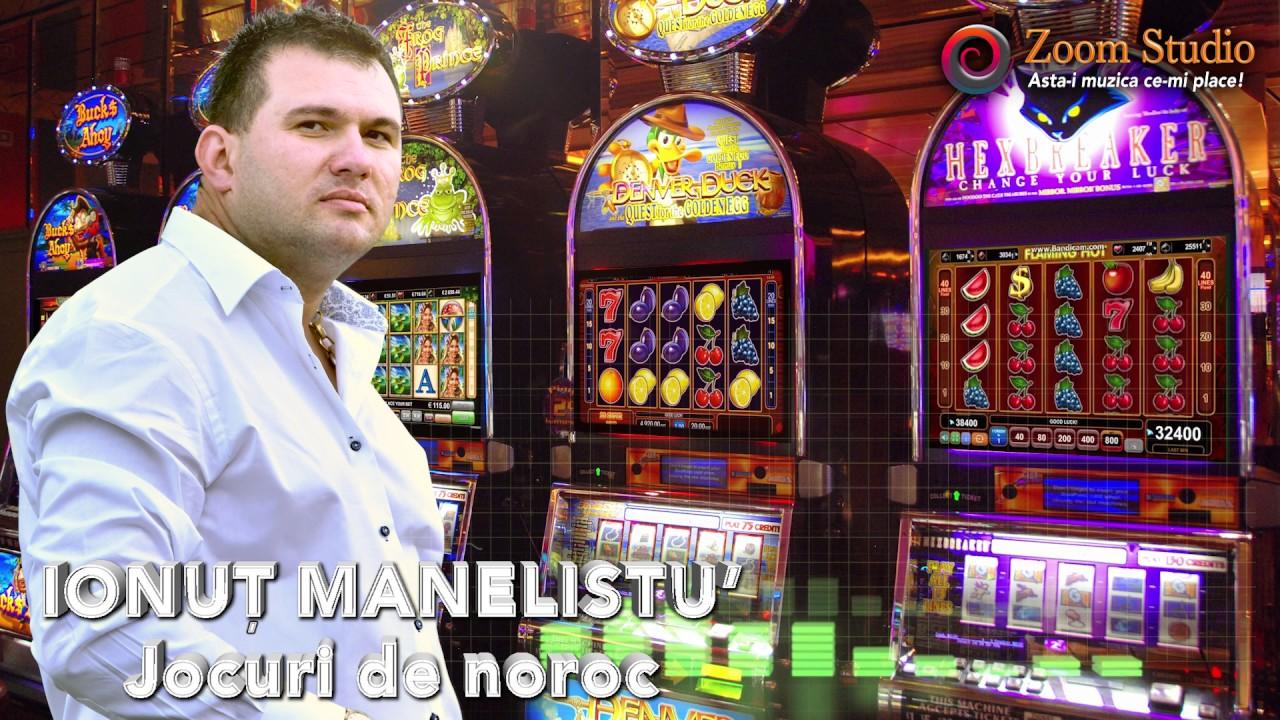 Ionut manelistu - Jocuri de noroc HIT 2017