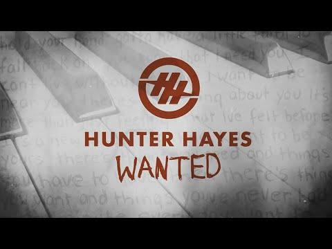 Hunter Hayes - Wanted (Lyric Video)