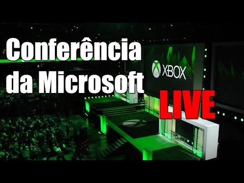 Conferência Microsoft na E3 2016 - Acompanhe com a gente!