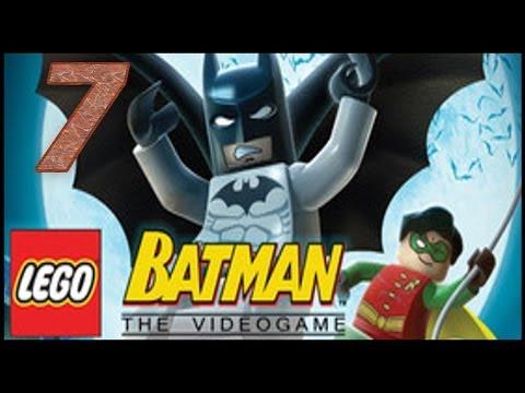 Zagrajmy w LEGO Batman The Video Game odc.7 Nietoperzysko