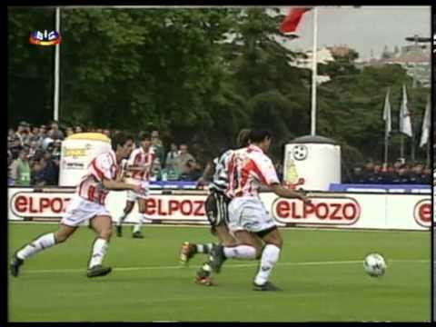 2002 -- Leixões 0-1 Sporting (Jamor)
