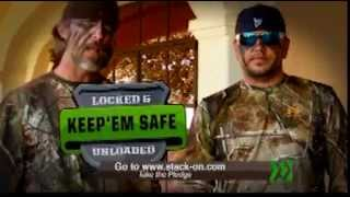 Stack-On & Buck Commander Safety