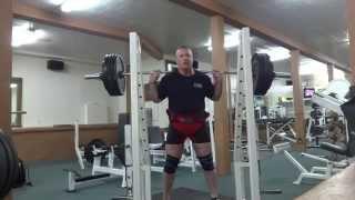 Squat 2 * 215 KG